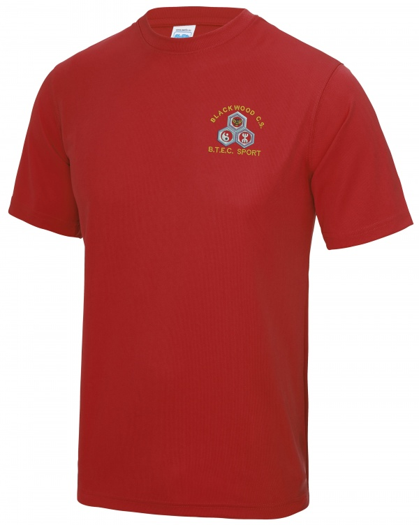Blackwood CS PE T Shirt (BTEC)