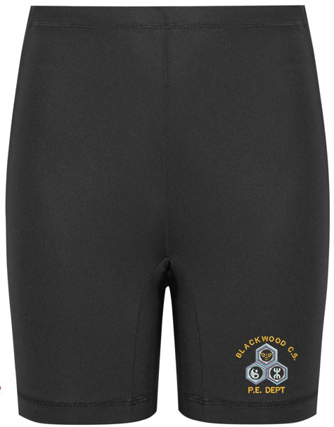 Blackwood CS PE Shorts (Girls)
