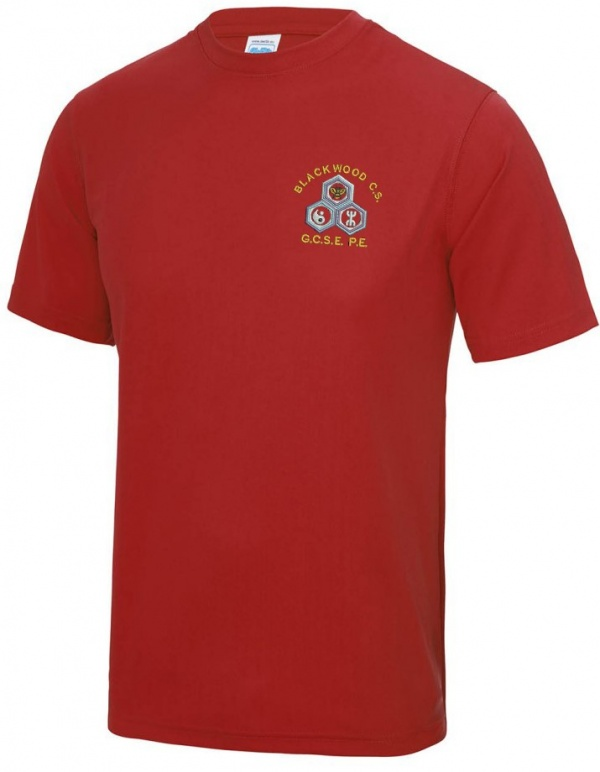 Blackwood CS PE T Shirt (GCSE)