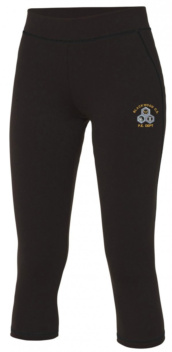 Blackwood CS PE 3/4 Leggings