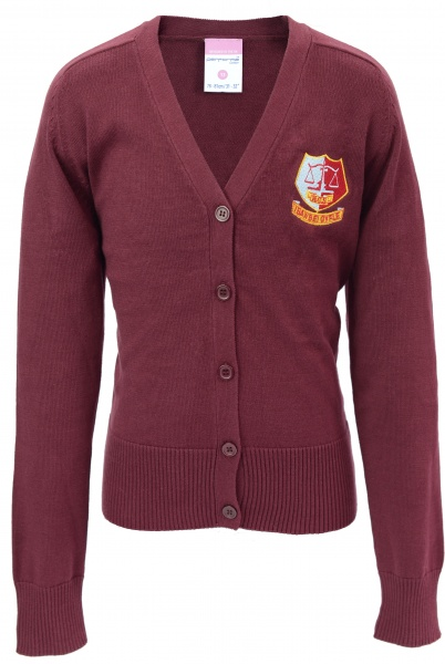 Heolddu CS Girls Cardigan