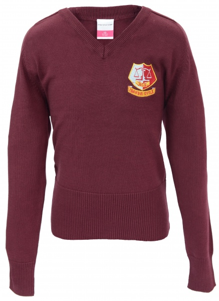 Heolddu CS Girls Jumper