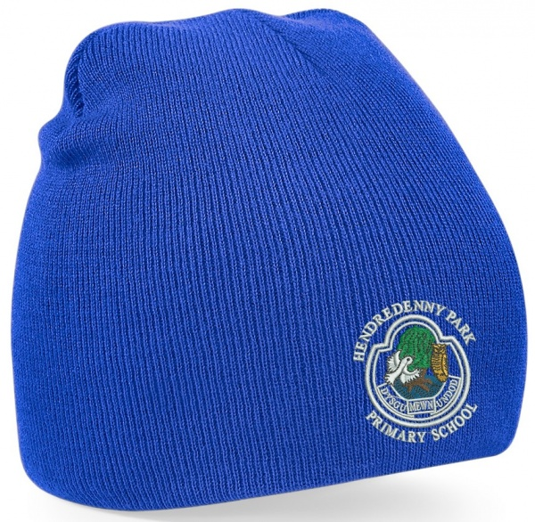 Hendredenny Park Knitted Hat