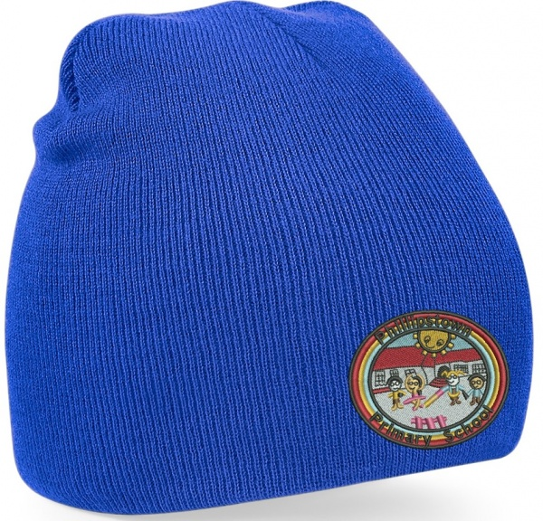Phillipstown Primary Knitted Hat