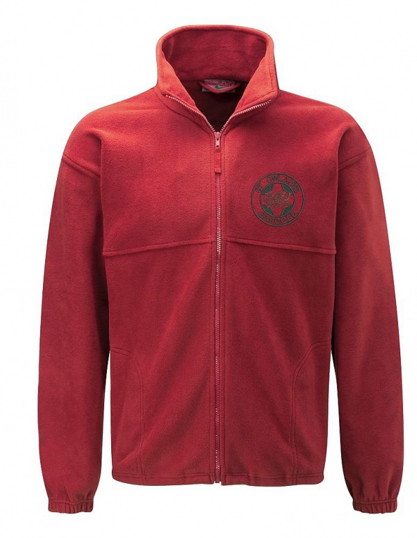 St Gwladys Primary Fleece Jacket