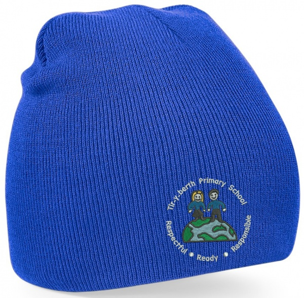 Tir y Berth Primary Knitted Hat