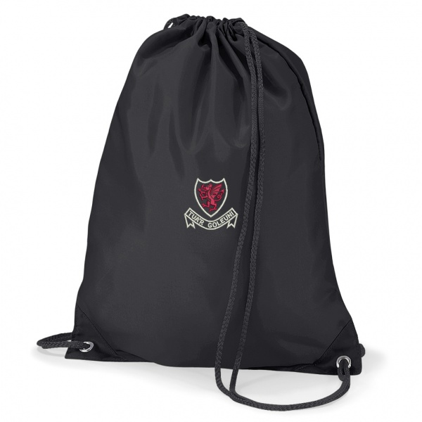 YG Cwm Rhymni Gym Bag