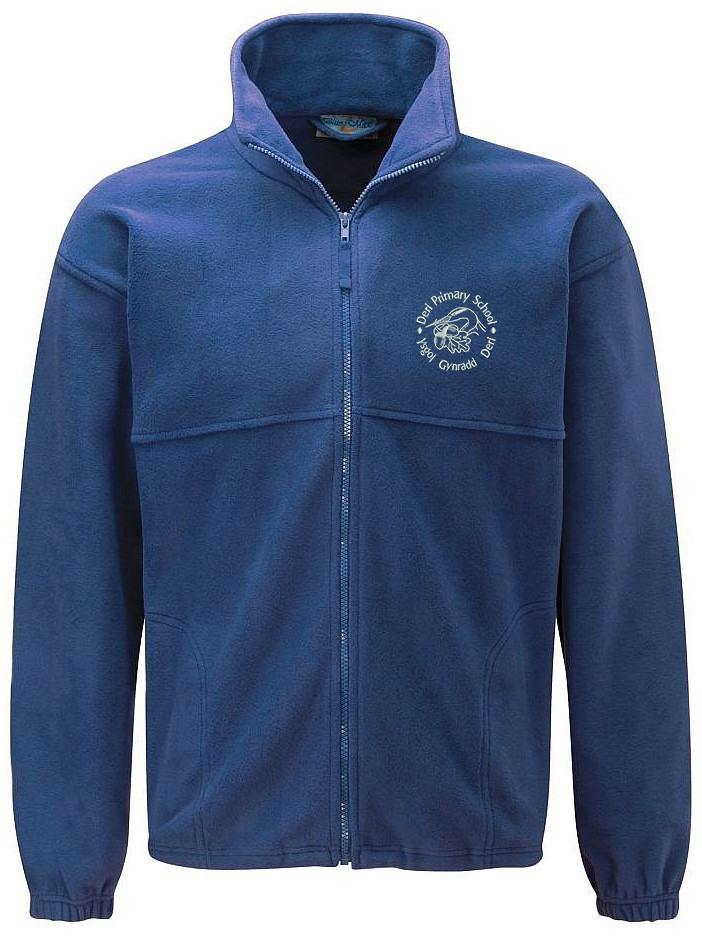 Deri Fleece Jacket