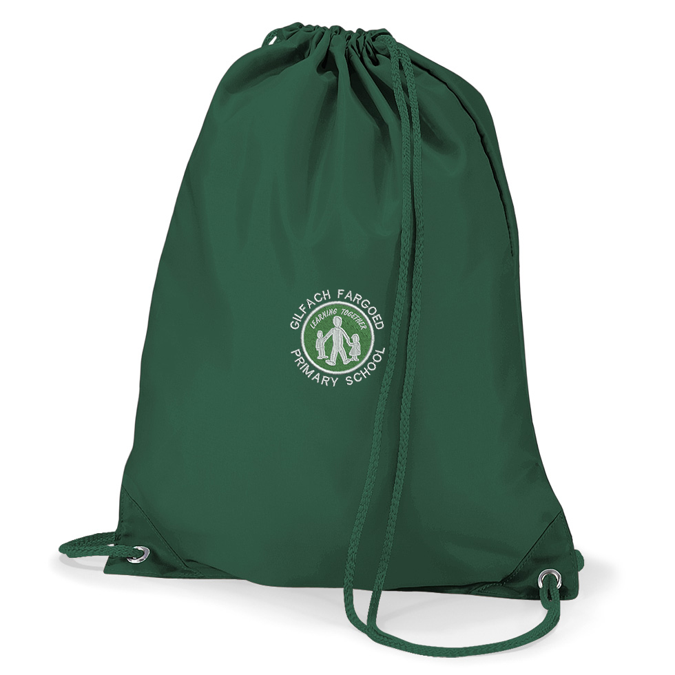 Gilfach Fargoed Gym Bag