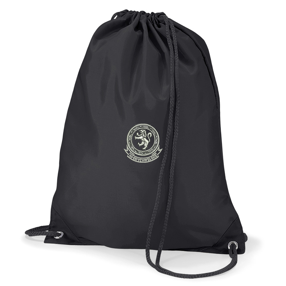 Lewis School Gym Bag