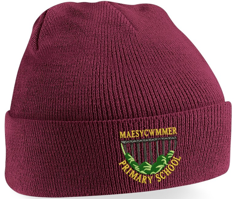 Maesycwmmer Knitted Hat