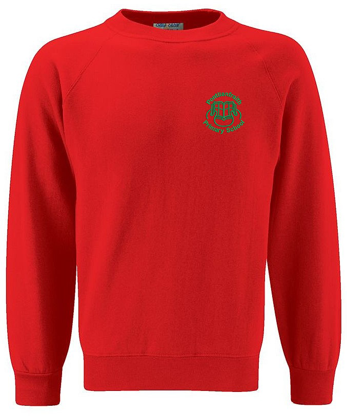 Pontllanfraith Primary Sweatshirt
