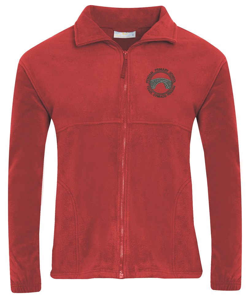 Pengam Primary Fleece Jacket