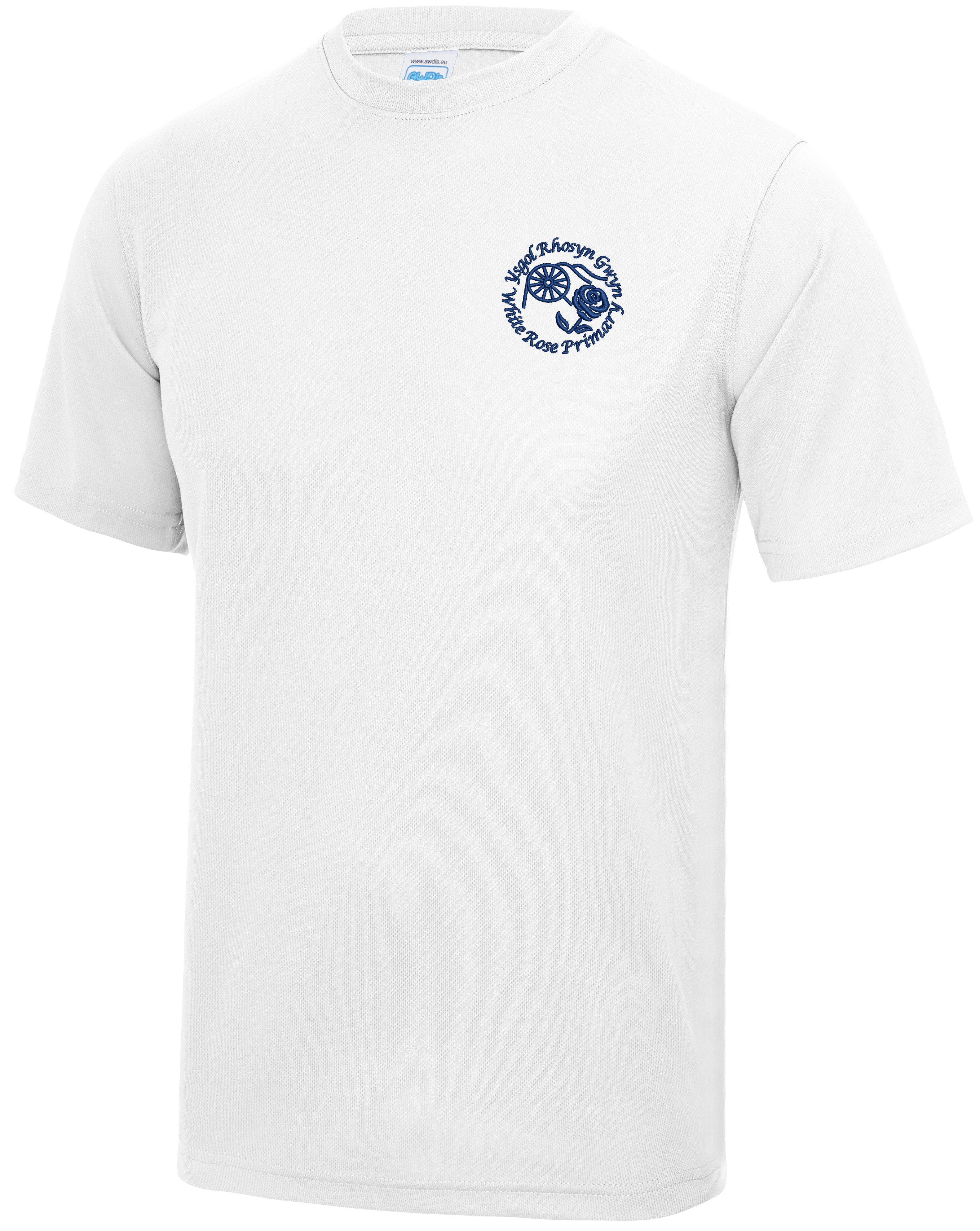 White Rose Primary PE T Shirt