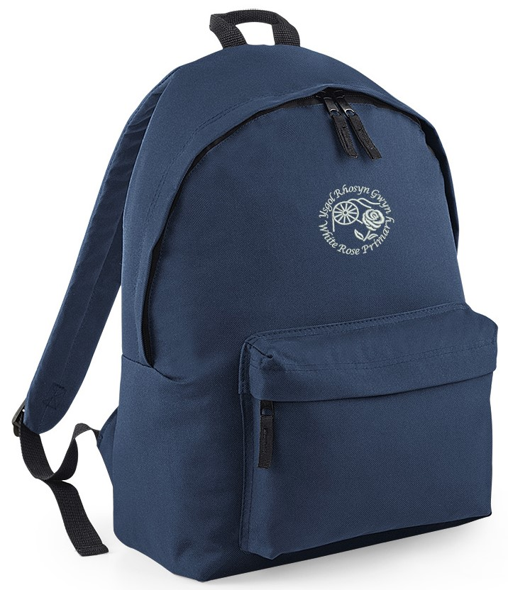 White Rose Primary Rucksack