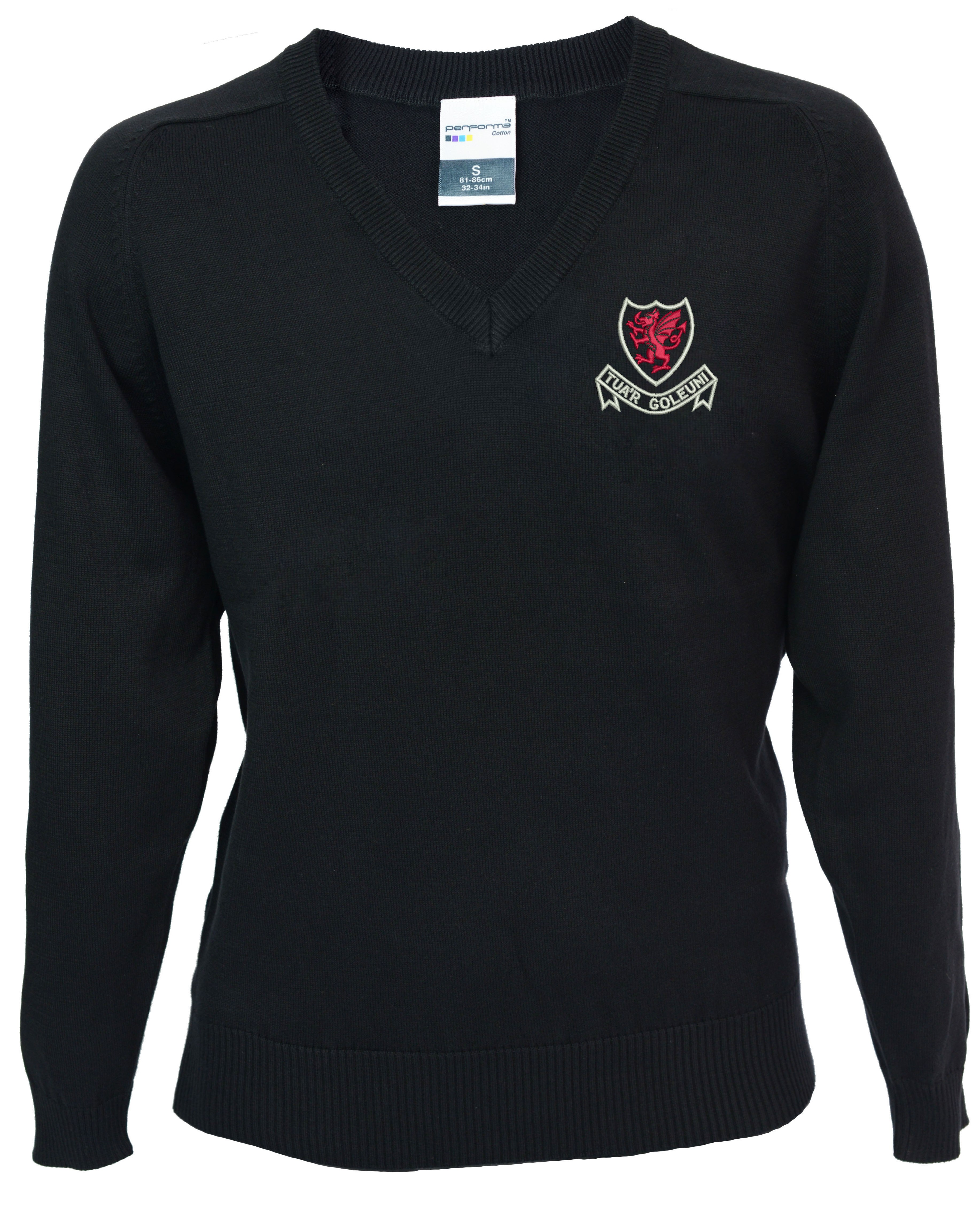 YG Cwm Rhymni Boys Jumper